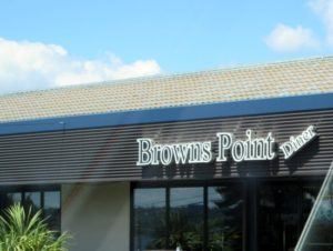 Brown's Point Diner