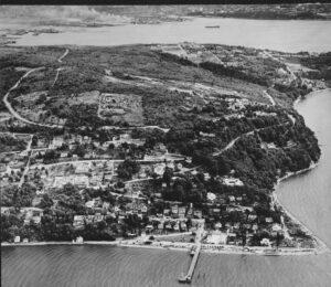 Photos are courtesy of Points NE Historical Society